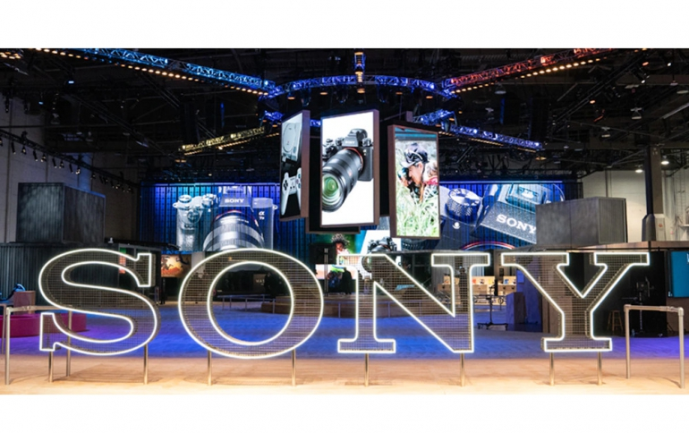 Sony Reports Record Second Quarter Profit As a Result of Image Sensor Demand