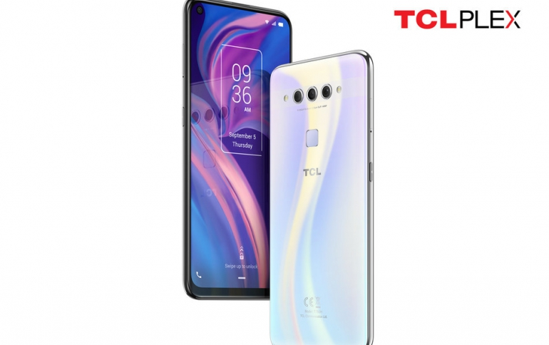 TCL Communication Unveils the Plex Smartphone and Other Mobile Devices at IFA 2019