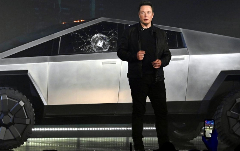 Musk Says Tesla Has Already Received About 150,000 Orders For New Cybertruck
