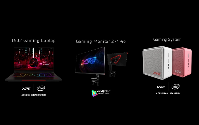 XPG to Showcase Full Lineup of Gaming Gear at CES