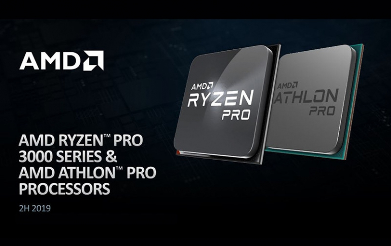 AMD Ryzen PRO 3000 Series Processors Now Available in Business PCs
