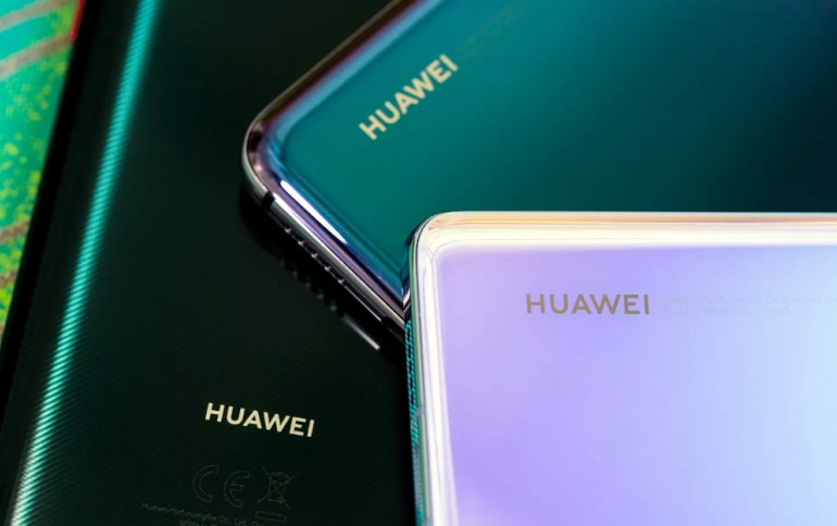Huawei's Revenue Rose 24.4% in First Three Quarters of 2019