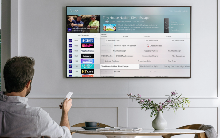 Samsung TV Plus: New and Noteworthy