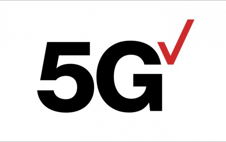 Verizon, Ericsson and Qualcomm First in the World to Achieve 5G Peak Speed of 5.06 Gbps