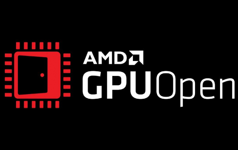 AMD Redesigns GPUOpen Website, Releases New AMD FidelityFX Effects