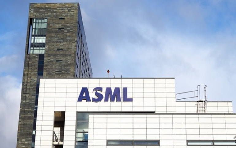 ASML Updates its Expected Q1 2020 Results as a Result of The COVID-19 Impact