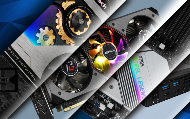 ASRock To Demonstrate Latest Motherboards, Graphics Cards, and Mini PCs at CES 2020