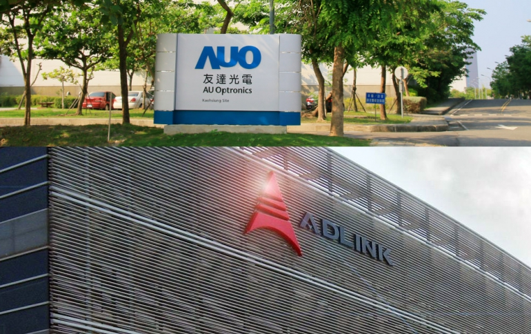 AUO Joins Forces With ADLINK