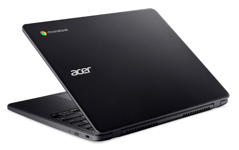 Acer Launches 12-Inch Chromebook Designed for the Education
