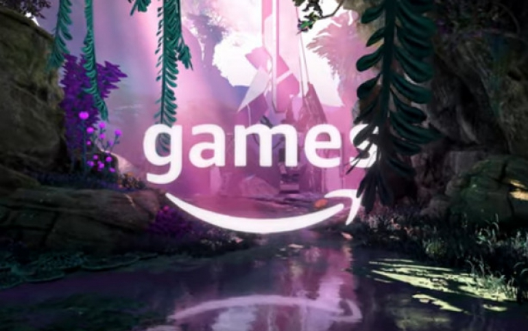 Amazon Games Launches Crucible Shooter Game