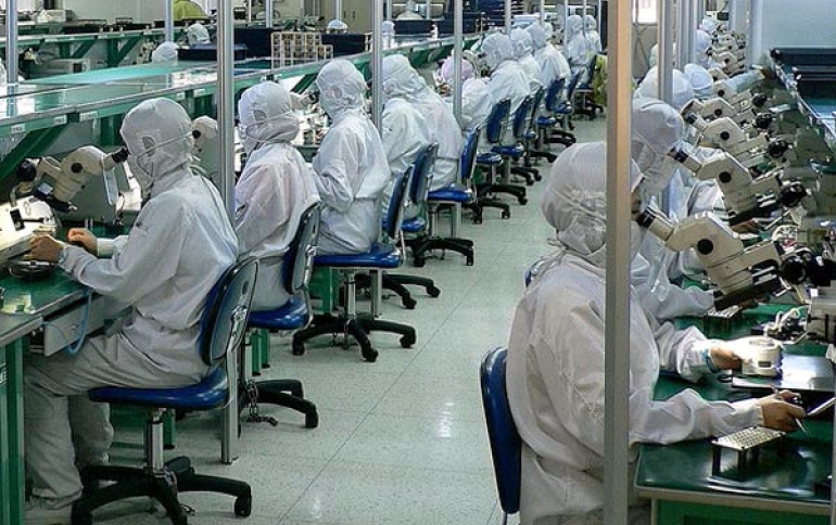 Coronavirus Could Disrupt the Electronics Industry