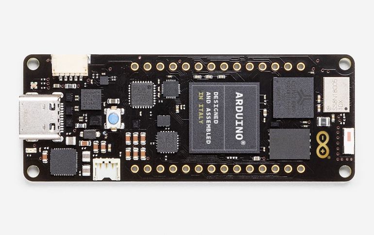 Arduino Launches New Dev Platform at CES 2020
