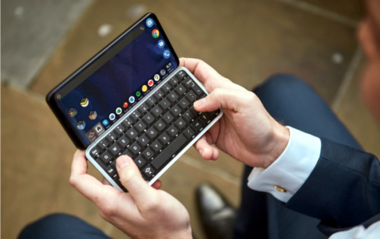 Astro Slide 5G Transformer is 5G Smartphone With a Keyboard