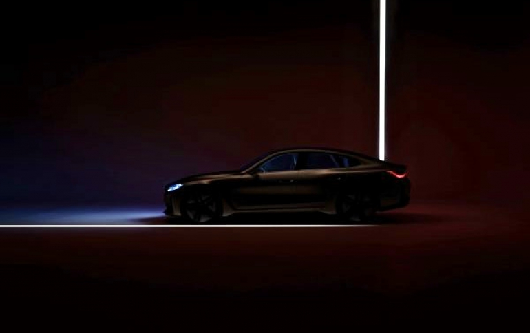 BMW to Debut of New i4 Elecrtric Model