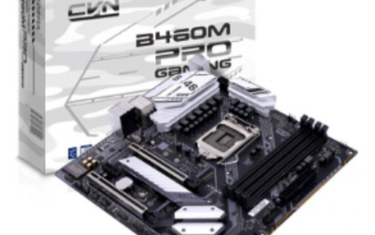 COLORFUL Launches Intel B460 Series Mid-Tier Motherboards