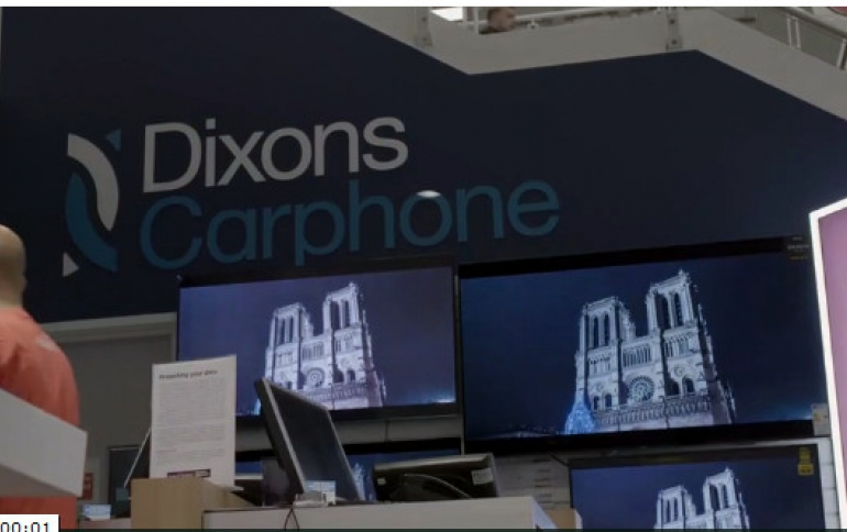 Dixons to Close 531 Mobile-Phone Stores