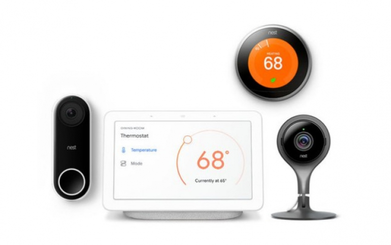 Google Adds New Security Measures for Nest Accounts