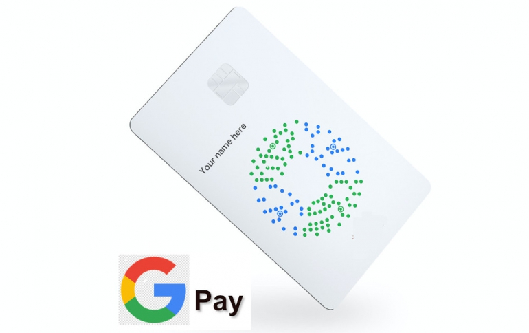 Google Could Have a Smart Debit Card in the Works