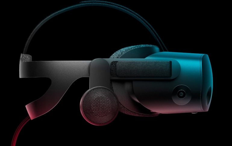 HP, Valve, and Microsoft Present the Reverb G2  Virtual Reality Headset