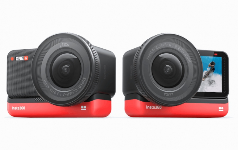 Leica Camera and Insta360 Partner on Action Cams