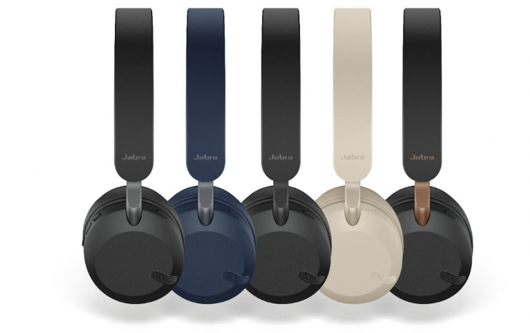 Jabra Elite 45h Headphones and Elite Active 75t Wireless Earbuds Announced at CES 2020