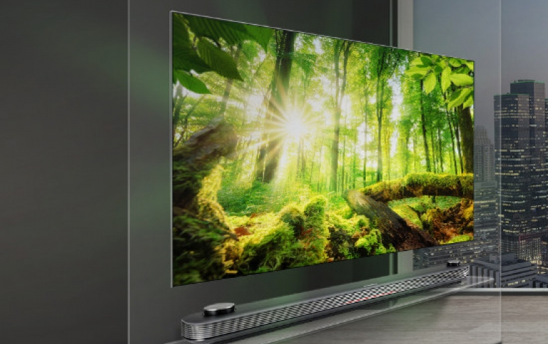 LG Display Goes Into Red, Looks to a More Positive 2020