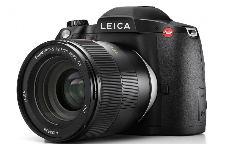 Leica S3 Medium Format System Available For Pre-order
