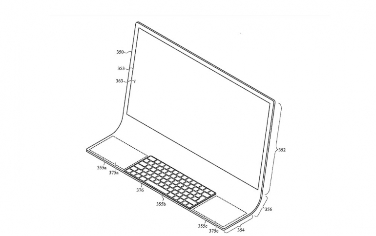 Apple Patent Describes a Mac Made From Curved Glass