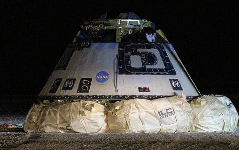 NASA Says Boeing Starliner Spacecraft Could Have Been Lost Because of Major Problems