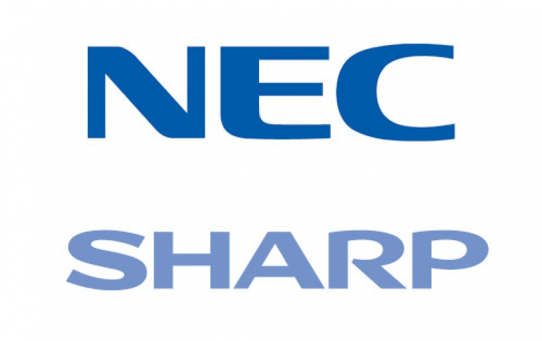 NEC and Sharp to Combine Their Display Solution Businesses