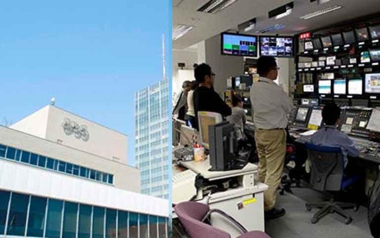 NHK to Broadcast Tokyo Olympic Games Events in 8K
