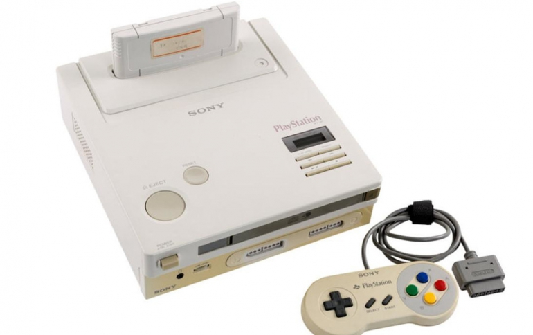 The 'Nintendo PlayStation' Prototype Was Sold For $300,000