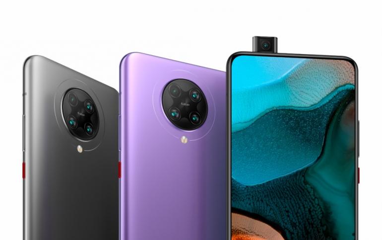 "Xiaomi Introduces Redmi K30 Pro, Redmi K30 Pro Zoom Edition Smartphones, Smart Display and  Smart TV Max 98"""
