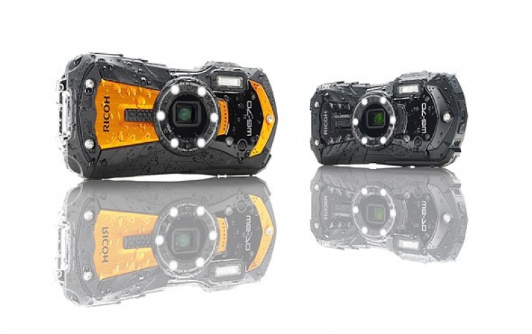 Ricoh Announces The Ultra-rugged WG-70 Camera