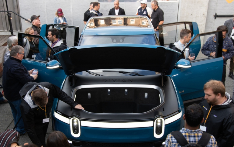Rivian to Lower Price of R1T Pickup Truck, Provide a Platform to Ford