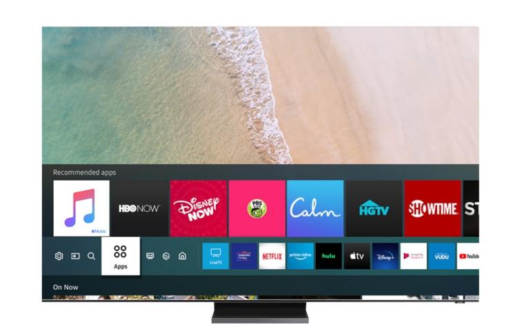Samsung Brings Apple Music to its Smart TVs