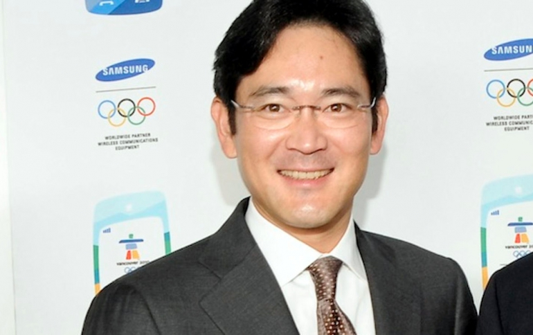 Samsung heir Lee Issues Apology Letter Over Succession, Labour Controversy
