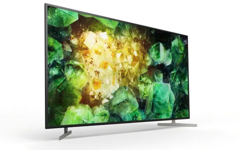 New Sony XH81, XH80 and X70 4K HDR LCD TVs Available in European Shops