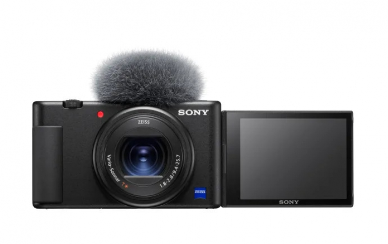 Sony Expands Range of Vlogging Solutions with New Vlog Camera ZV-1 and FDR-AX43 Compact 4K Handycam