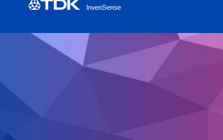 TDK Launches 6-axis IMU With High Motion Sensor Performance for IoT, Robotics, AR/VR and Wearable Applications