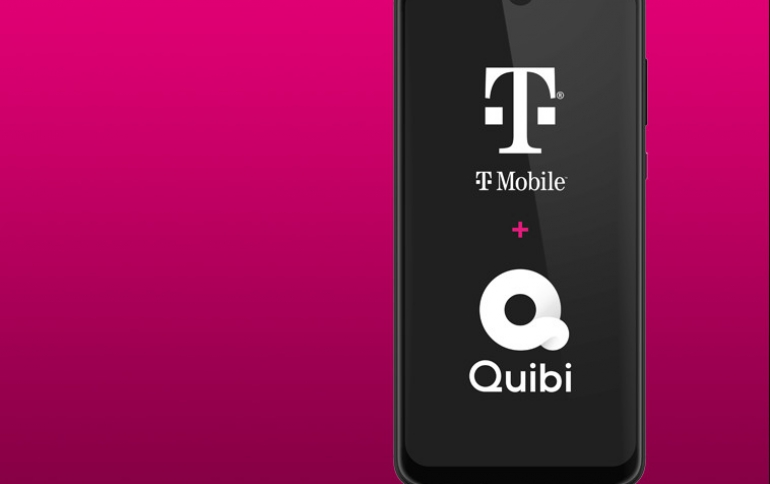 Some T-Mobile Customers Get Quibi For Free