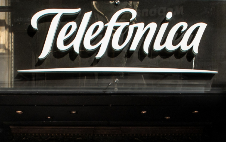 Telefonica, Liberty Global in Talks Over U.K. Arms