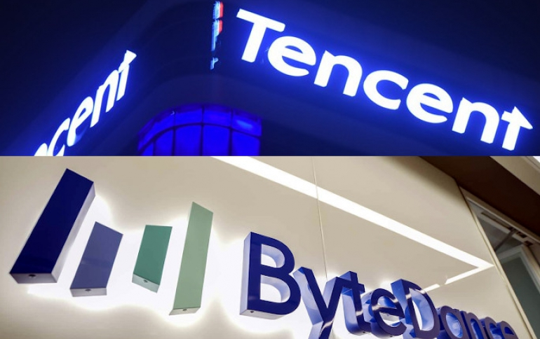 Chinese Assault: Tencent to Invest Overseas, ByteDance Eyes Expansion to Mobile Gaming