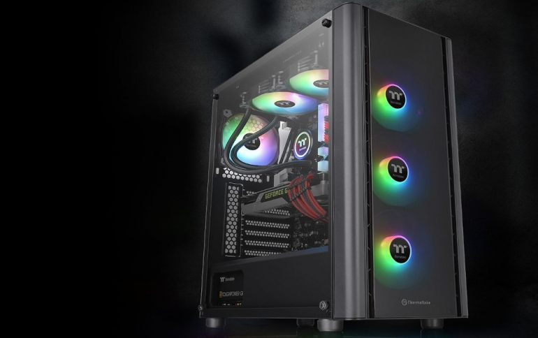 Thermaltake Releases The V250 TG ARGB Mid-Tower Chassis