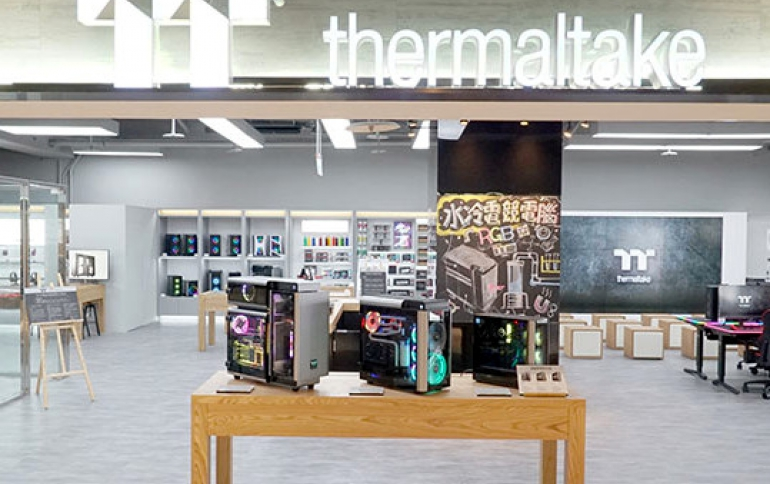 Thermaltake Introduces Gaming Ecosystem at CES 2020