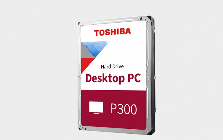 Toshiba Publishes List of Hard Drives With SMR Technology