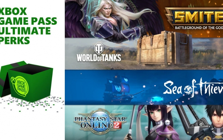 Microsoft Introduces Xbox Game Pass Ultimate Perks Plus New Titles