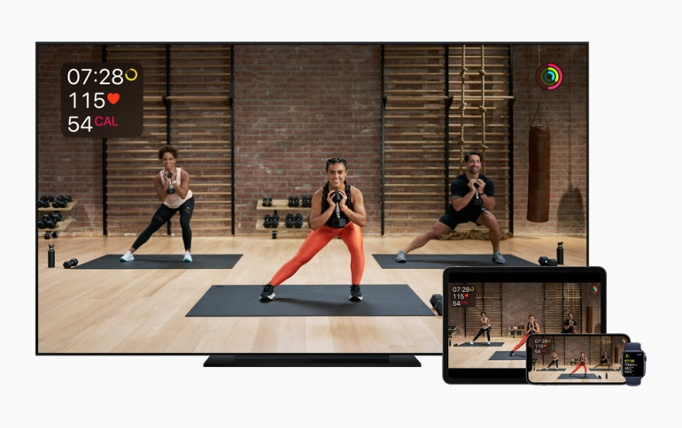 Apple Fitness+: The future of fitness launches December 14