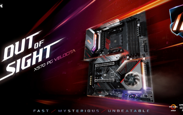 ASRock Launches The X570 PG Velocita Motherboard