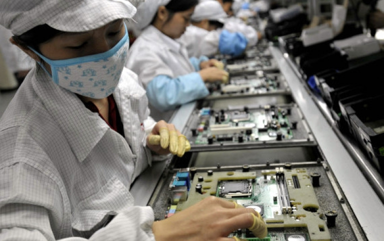 Foxconn to Resume Production in China by End of The Month
